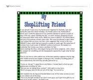 shoplifting essay shoplifting