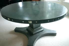 metal table base for round metal table base tables bases stools creative concrete furniture fabrication metal table base for steel dining