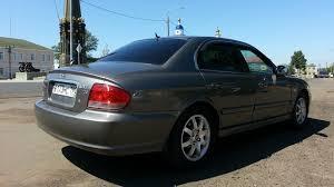 Замена <b>радиаторной решетки</b>! — Hyundai Sonata, 2.0 л., 2002 ...