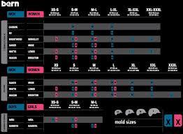 Bern Womens Helmet Size Chart Sizing Charts