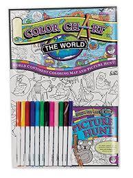Mindware Color Chart World