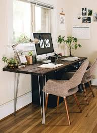 office space desk. Office Space Desk. View In Gallery Bright With Wood Desk And Touches Of C