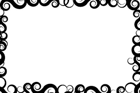 Border Black And White Border Design Black And White Tribal