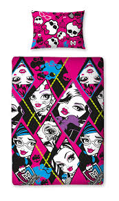 Monster High Bedroom Decorations Monster High Bedding And Bedroom Decor