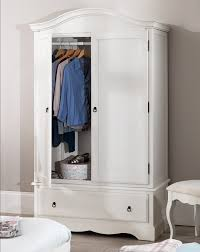white wood wardrobe armoire shabby chic bedroom. Bedroom:Modern Bedrom Furniture With Small White Bench Seat Near Modern Chic Wardrobe Armoire Wood Shabby Bedroom H