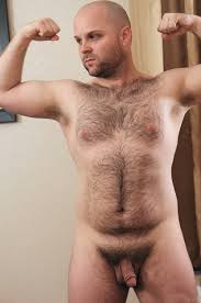 Hairy nude men galleries