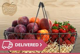 photo fruit gift basket delivery auckland