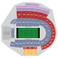 Folsom Field Seating Chart
