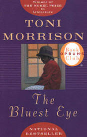 language matters ii reading and teaching toni morrison book cover the bluest eye