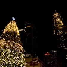 faneuil hall christmas tree lighting. This Tree Is The Largest Holiday In New England! It\u0027s Also Bigger Than One NYC\u0027s Rockefeller Center Which Normally Only 75 Ft! Faneuil Hall Christmas Lighting 6