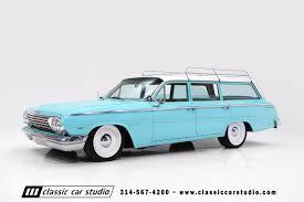 1962 Chevrolet Bel Air Wagon | Classic Car Studio