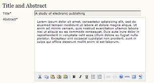 template for submissions to journal 2 editor pages
