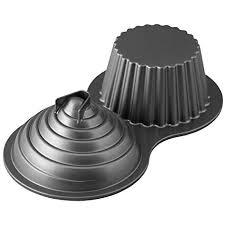 Amazoncom Wilton 2105 5038 Giant Dimensions Large Cupcake Pan