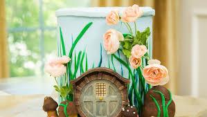 Recipes Fairy House Birthday Cake Hallmark Channel