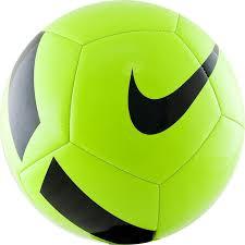 <b>Мяч футбольный NIKE Pitch</b> Team р.5, салатовый купить ...