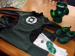 picture of how to make a green lantern power battery hal jordan s