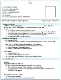 over 10000 cv and resume samples with free download mba finance fresher  resume template - Mba