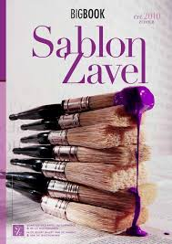 Bigbook Sablon Zavel Dition 1 By Nm Editions Issuu