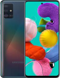 Купить <b>Смартфон Samsung Galaxy A51</b> 64GB Чёрный по ...