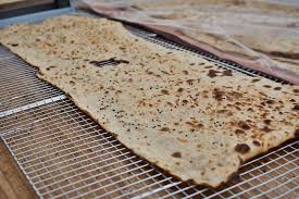Image result for iranian sangak bread