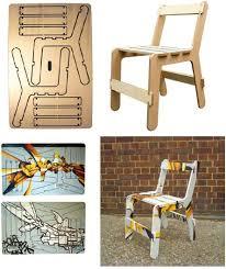 Chairfix: la silla más fácil de montar - El Blog Alternativo