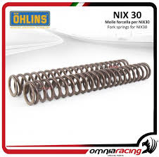 Ohlins Spring Weight Chart Ohlins Rear Spring For Mono Ohlins For Rider Weight 105kg