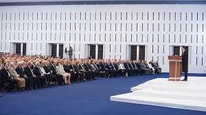 الرئيس السوري بشار الأسد يؤدّي اليمين الدستورية