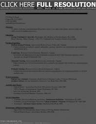 Nurse Resume Template Free Download | Resume Template