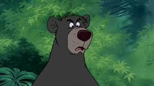 the jungle book baloo the bear gif