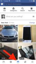 Yes, it works perfectly fine, that's what it is for. How To Buy A Used Car Online On Facebook Why It Beats Craigslist Thrillist