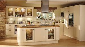 Cream Kitchen burford cream traditional shaker style kitchen youtube 3045 by xevi.us