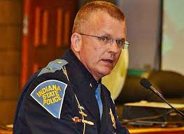 Indiana-State-Police-Superintendent-Doug-Carter - American Security Today