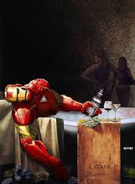 the drunkening of stark by marco d alfonso based on the of marat