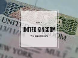 uk tourist visa requirements and