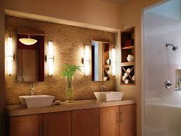 Bathroom Lighting Bars Bathroom Vanity Light Bar Height Lighting Decoration Ideas