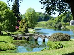 Stourhead Landscape Garden.
