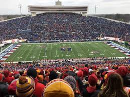 Liberty Football Seating Chart Liberty Bowl Memorial Stadium Section 105 Row 94 Seat 5