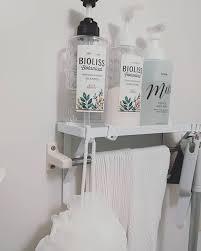 お風呂の中でシャンプーやリンスボディソープ洗顔アイテムなどはどう