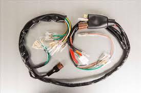honda sl 350 sl350 twin wiring harness loom polybull com honda sl 350 sl350 twin wiring harness loom