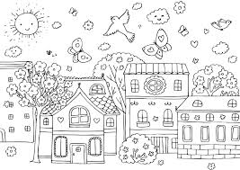 Oriental Trading Coloring Pages Spring Spring Free Coloring Pages