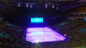 Snhu Arena Seating Chart Disney On Ice Snhu Arena Section 202 Home Of Manchester Monarchs