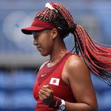 Naomi Osaka Debuts Red Box Braids at ...