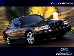 Ford Crown Victoria - LX Sport