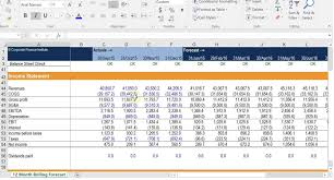 forecast model in excel cash flow model excel hone geocvc co