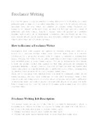 Sample Resume For Freelance Writer Best of Writer Resume Example Administrativelawjudge