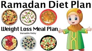 Ramadan Diet Plan To Lose Weight Ramzan Meal Plan For Weight Loss Lose Weight 20 Kgs In 30 Days