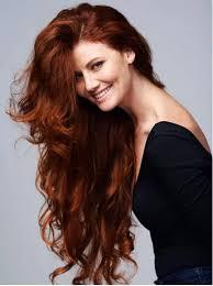 фотография Red Hair Colourred Auburn