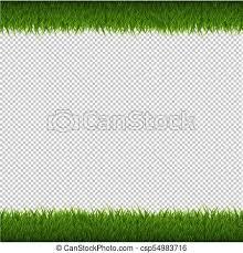 grass transparent background. Green Grass Border Isolated Transparent Background - Csp54983716 Grass Transparent Background