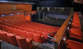 Kirk Douglas Theatre Projects Matt Construction