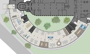 plan office layout. Open-plan Office Layout. Floor Open Indeling Plan Layout